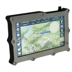 GPS GLOBE 4X4 700X 32GB Guidage Routier Grande Europe