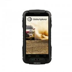 Smartphone étanche et antichocs GPS GLOBE 4X4 GP III + Application GlobeXplorer