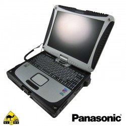 PC durci PANASONIC TOUGHBOOK CF-18 reconditionné + OZI PC + Antenne Gps Externe
