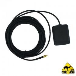 Antenne GPS déportée pour tablettes durcies GPS GLOBE 4X4 X8 et X10