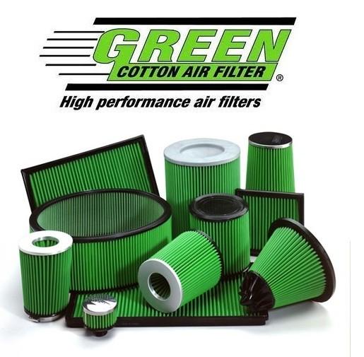 Filtre à air GREEN TOYOTA HI LUX 2,5L D4-D 144cv 10/05+