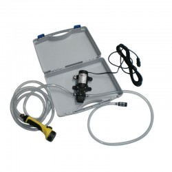Kit douchette portable 12v CARFLO avec mallette de rangement