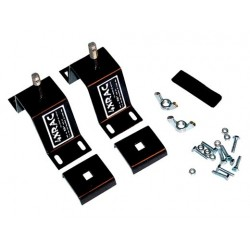 HD Mounting Rack Hi Lift 4XRAC Kit fixation heavy duty pour cric Hi Lift