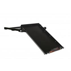 Glissière frigo basculante ALU-CAB FS1 Noire - Int: 720x440mm - Ext: 782x525mm - Poids 11.5kg