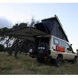 Toit Relevable ALU-CAB HERCULES Beige Toyota HZJ75 HZJ78 VDJ78