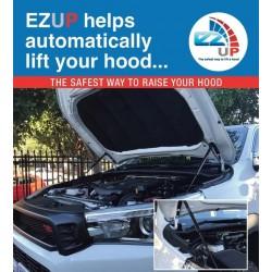 Kit vérins de hayon de capot EZUp pour Fiat Fullback 2015+