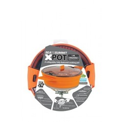 Faitout pliant 1.4 litres SEA TO SUMMIT X-Pot Small