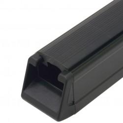 Barre RHINO-RACK HEAVY DUTY • 1250 mm • Noire