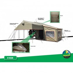 Trailer Tent HOWLING MOON XT Deluxe
