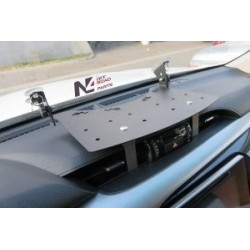 Console Porte Instruments N4 Toyota Hilux Revo 2015+