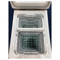 Réfrigérateur congélateur portable ENGEL MT45F-CD-P Platinum Combi • 39 litres (22+17) • 12v 24v