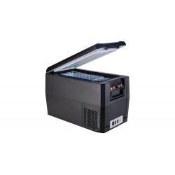 Réfrigérateur congélateur portable SNOMASTER SMDZ-LS35 • 35 litres • 12v 24v 240v • +10° à -22°c