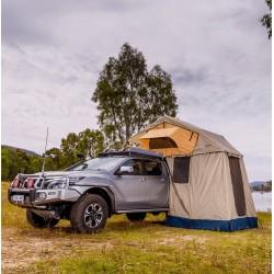 Tente de toit ARB SIMPSON Série III avec Annexe et échelle aluminium