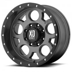 Jante Aluminium 4x4 KMC XD126 9x20 8x165.1 CB125.5 ET+18