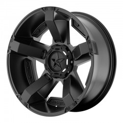 Jante Aluminium 4x4 KMC XD811 9.5x22 5x127 CB78.3 ET+12 Satin Black