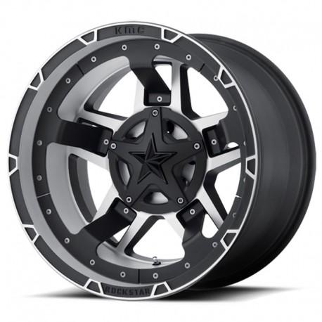 Jante Aluminium 4x4 KMC XD827 9x20 6x139.7 CB106.25 ET+18