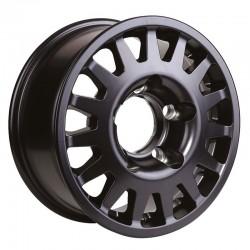 Jante Aluminium 4x4 MANANO 7x16 6x139.7 CB106.2 ET+30 Black