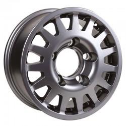 Jante Aluminium 4x4 MANANO 7x16 6x139.7 CB106.2 ET+30