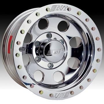 Jante Aluminium 4x4 VINTAGE Classic Lock 12x16 6x139.7 CB110.5 ET-51 Polished