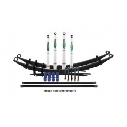 Kit Suspension IRONMAN 4X4 Très Renforcé Elite Ford Courier 1987-2006
