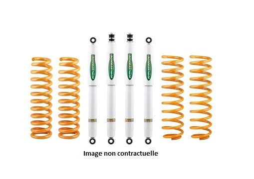 "Kit Suspension IRONMAN 4X4 Médium 6"" Elite Nissan Patrol GR Y61 (GU) Lwb"