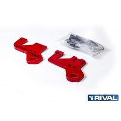 Anneaux de Remorquage RIVAL 20mm 5000kg Ford Ranger 2015-2018