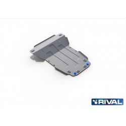 Prorection Alu 6mm RIVAL Radiateur + Moteur Range Rover Sport 2005-2013