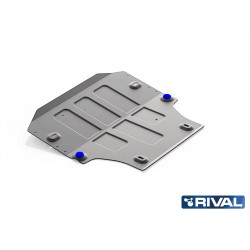 Protection Alu 4mm RIVAL Moteur Volkswagen Crafter 2006-2011