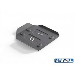 Protection Alu 6mm RIVAL Différentiel Arrière Volkswagen T6 2015+ 4WD