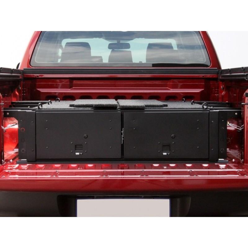 am nagement de benne front runner pour ford ranger t6 double cab 2012 ssfr001. Black Bedroom Furniture Sets. Home Design Ideas
