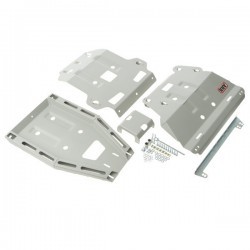 Kit complet de protections inférieures ARB Toyota Landcruiser 120 sans KDSS 02/2003-11/2009 ARB_5421100