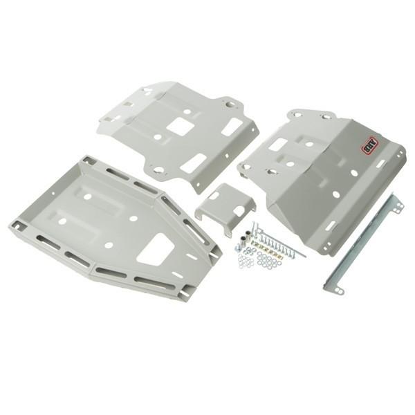 Kit complet de protections inférieures ARB Toyota Landcruiser 120 sans KDSS 02/2003-11/2009
