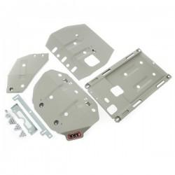 Kit complet de protections inférieures ARB Ford Ranger PJ PK 2007-2011 et Mazda BT50 2007-2011 ARB_5440100