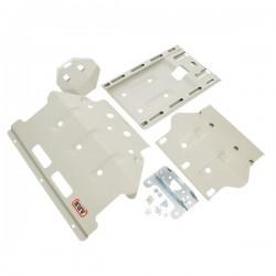 Kit complet de protections inférieures ARB Mitsubishi Challenger et Montero Sport 2009-10/2013 ARB_5446100