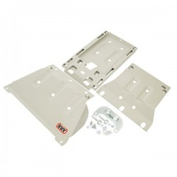 Kit complet de protections inférieures ARB Isuzu D-Max 2008-2012 ARB_5448100
