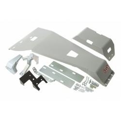 Kit complet de protections inférieures ARB Jeep Wrangler JK Essence 2007-2011 ARB_5450100