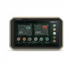"Gps 4x4 GARMIN Overlander 7"" 64Go • Navigation intégrée : Europe + Moyen Orient + Afrique Nord & Sud 010-02195-10"