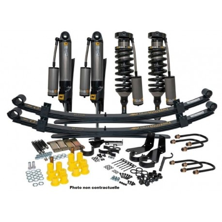 Kit Suspension Complet OME Bp51 Rehausse Av +40mm Arr +40mm +50kg Toyota Hilux Revo OMESK0528