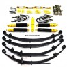 Kit Suspension Complet OME Rehausse Av +40mm +25kg Arr +40mm +50kg Suzuki Samurai 1.3l 96 To 2004 Lwb OMESK0446