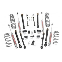 Kit suspension Rough Country X-Flex +100mm Jeep Grand Cherokee ZJ 1993-1998 RCK68820