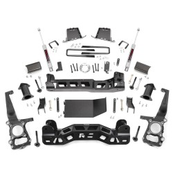 "Kit suspension Rough Country +6"" (15cm) Ford F150 2009-2010 RCK59830"