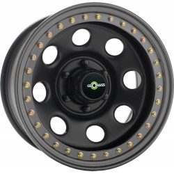 Jante GOSS Soft8 Beadlock 10x15 6x139.7 CB110 ET-44 Noire