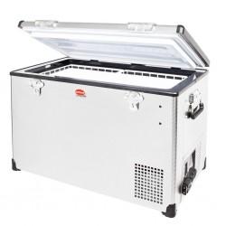 Réfrigérateur congélateur portable SNOMASTER SMDZ-EX75 • 55 litres • 12v 220v • +10° à -22°c