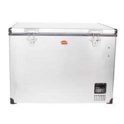 Réfrigérateur congélateur portable SNOMASTER SMDZ-EX95 • 95 litres • 12v 220v • +10° à -22°c