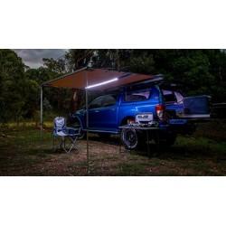 Auvent latéral ARB Touring MKII 2500 x 2500 mm avec éclairage led intégré • ARB 814407