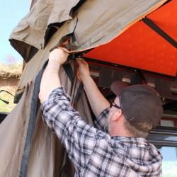 Annexe hauteur 210 pour tente de toit australienne DARCHE HI VIEW 180