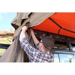 Annexe hauteur 180 pour tente de toit australienne DARCHE HI VIEW 180