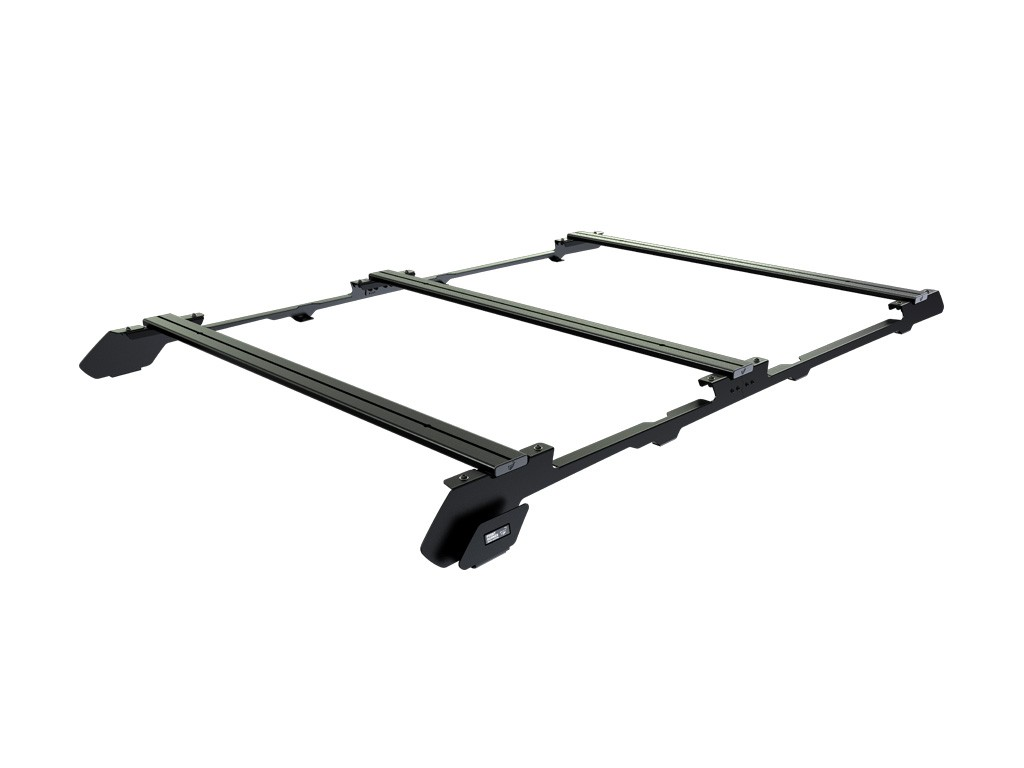 Barres de toit Foot Mount FRONT RUNNER 1165 mm pour Land Rover Discovery III et IV