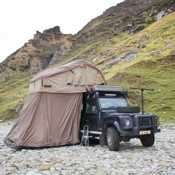Annexe hauteur 160 pour tente de toit australienne DARCHEHI VIEW / PANORAMA 160
