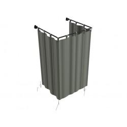 Cabine de douche FRONT RUNNER pour galerie Slimline II